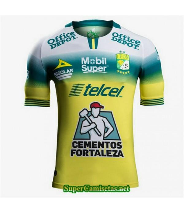 Segunda Equipacion Camiseta Leon 2019/20