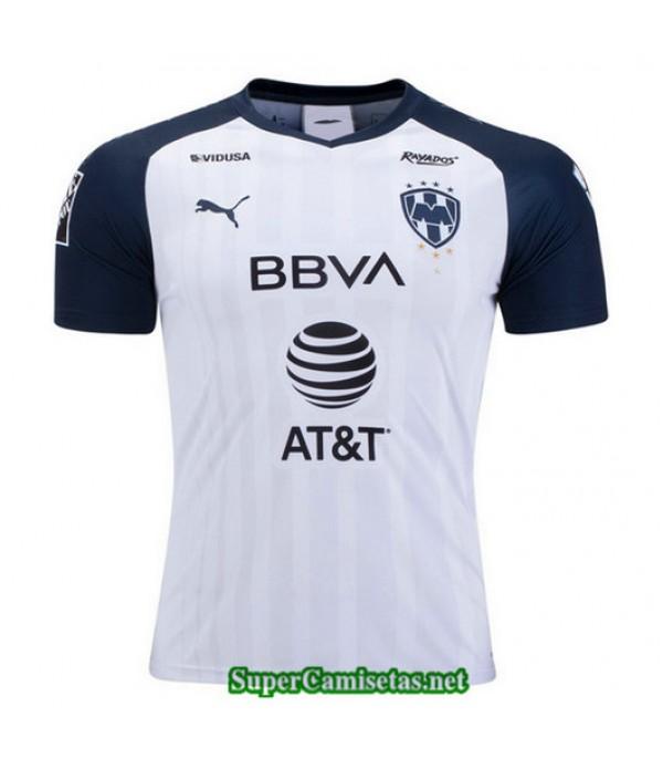 Segunda Equipacion Camiseta Monterrey 2019/20