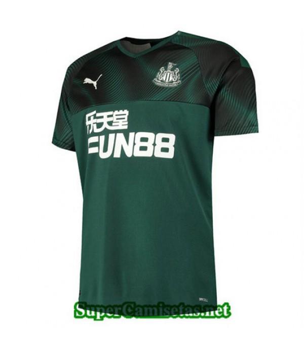 Segunda Equipacion Camiseta Newcastle United 2019/20