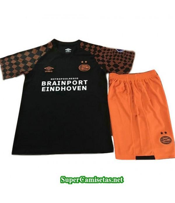Segunda Equipacion Camiseta PSV Eindhoven Ninos 2019/20