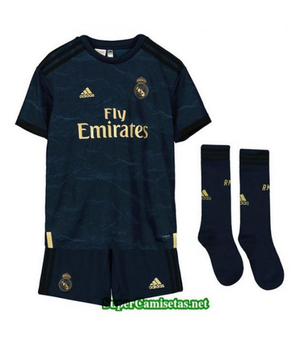 Segunda Equipacion Camiseta Real Madrid Ninos 2019...