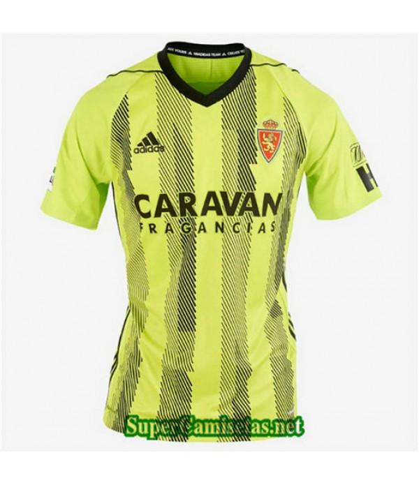 Segunda Equipacion Camiseta Real Zaragoza 2019/20