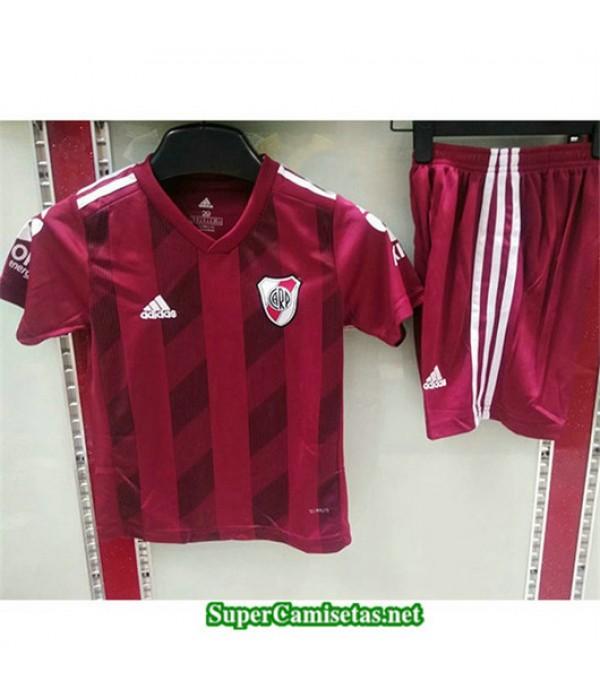 Segunda Equipacion Camiseta River Plate Ninos 2019/20