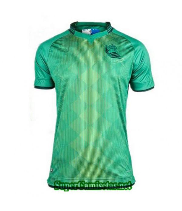Segunda Equipacion Camiseta Royal Sociedad 2019/20
