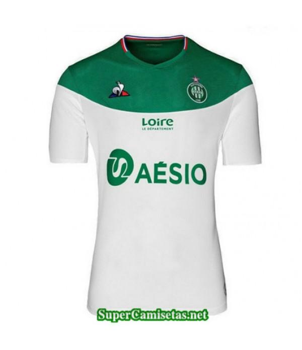 Segunda Equipacion Camiseta Santo Etienne 2019/20