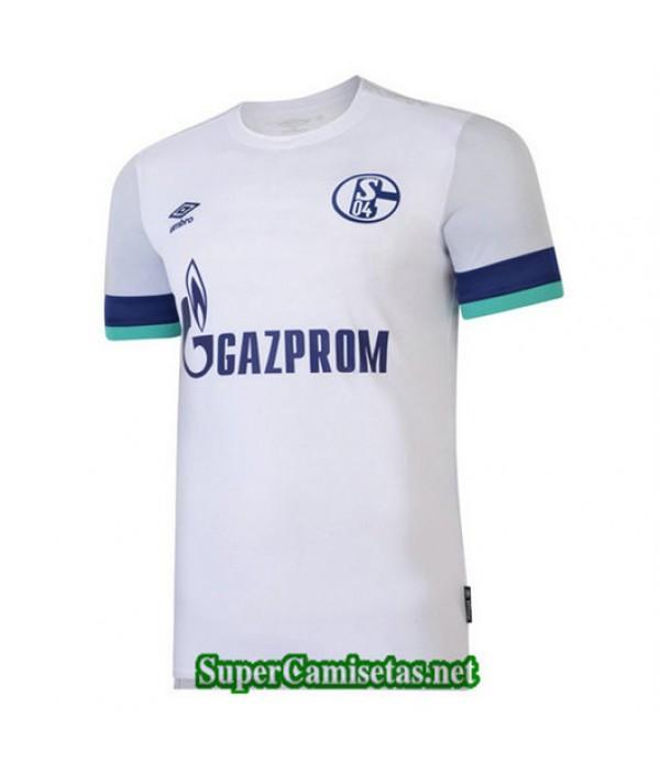 Segunda Equipacion Camiseta Schalke 04 2019/20