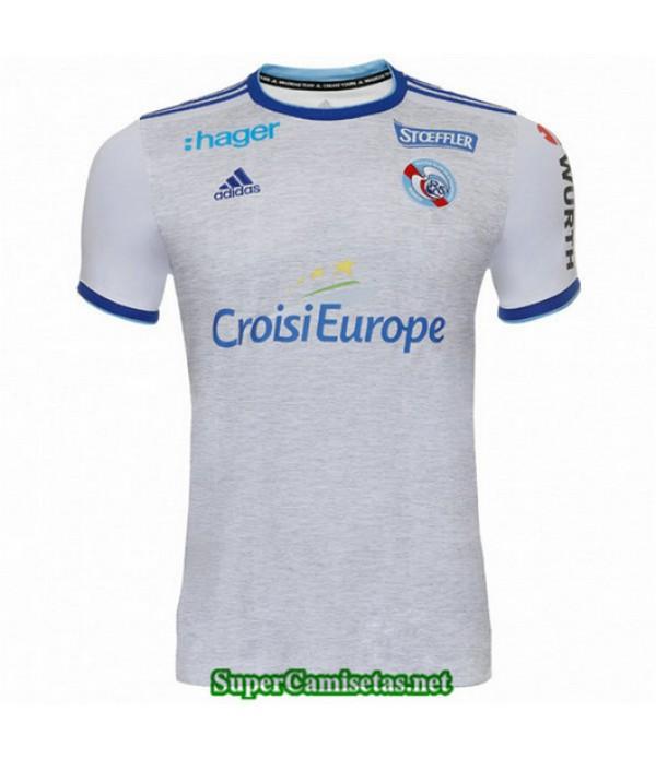 Segunda Equipacion Camiseta Strasbourg 2019/20