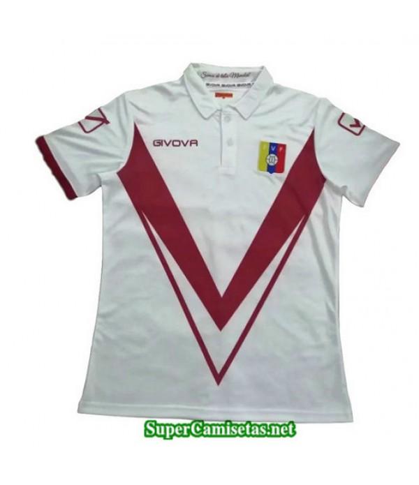 Segunda Equipacion Camiseta Venezuela Blanco 2019/20
