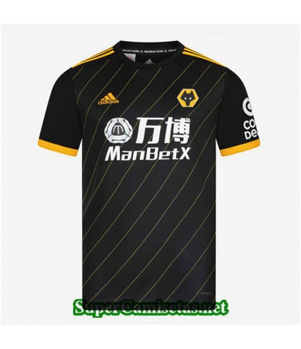 Segunda Equipacion Camiseta Wolves 2019/20