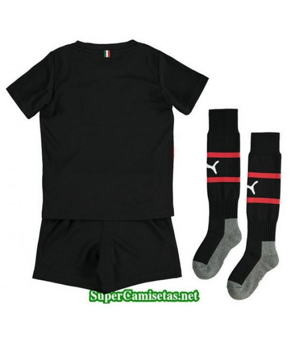 Tercera Equipacion Camiseta AC Milan Ninos 2019/20