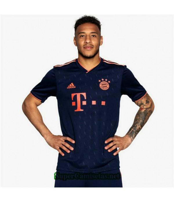 Tercera Equipacion Camiseta Bayern Munich 2019/20