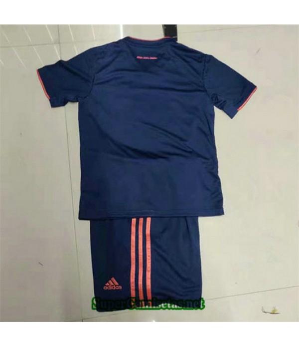 Tercera Equipacion Camiseta Bayern Munich Ninos 2019/20
