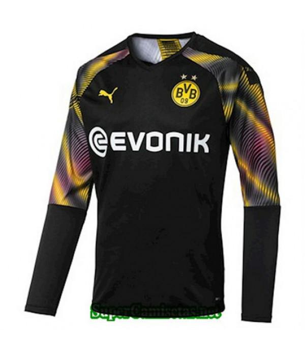 Tercera Equipacion Camiseta Borussia Dortmund Port...