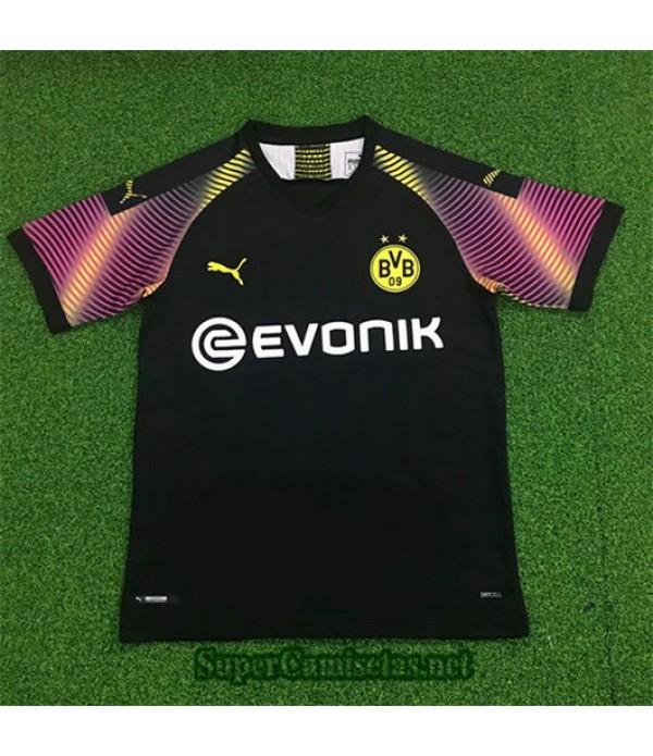 Tercera Equipacion Camiseta Borussia Dortmund Portero Negro 2019/20
