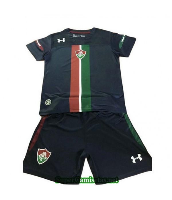 Tercera Equipacion Camiseta Fluminense Ninos Azul Oscuro 2019/20