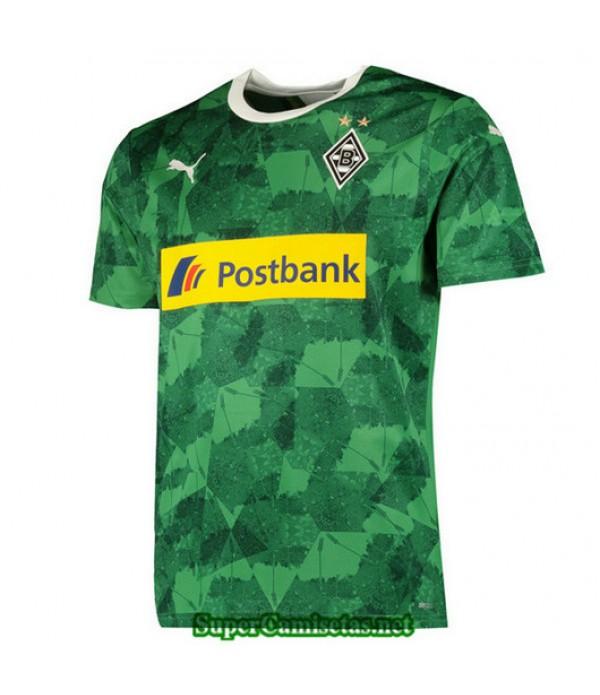 Tercera Equipacion Camiseta Gladbach 2019/20