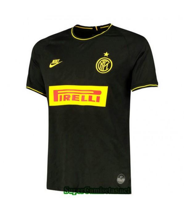 Tercera Equipacion Camiseta Inter Milan 2019/20