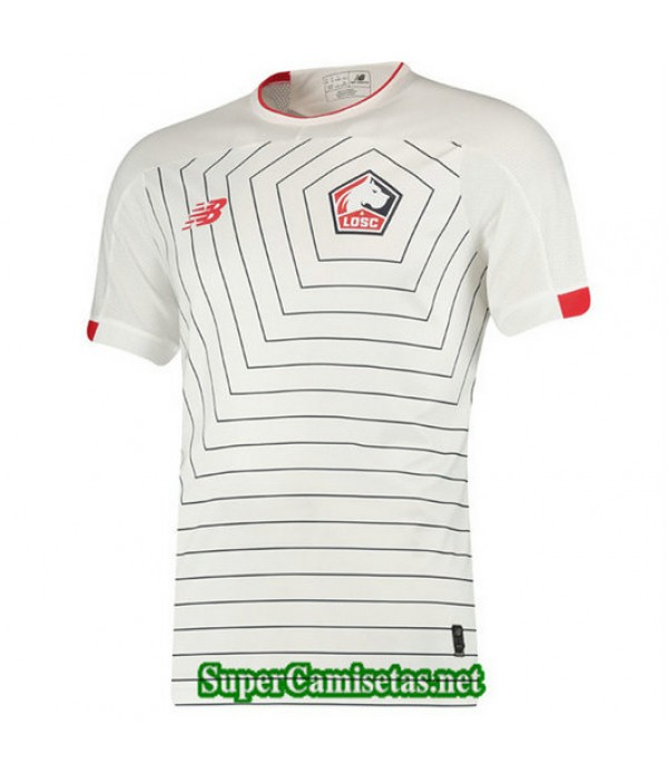 Tercera Equipacion Camiseta Lille OSC 2019/20