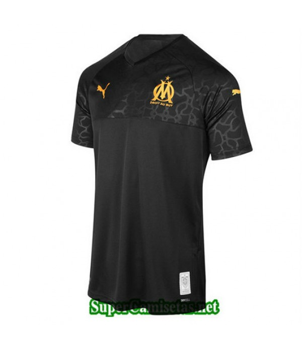 Tercera Equipacion Camiseta Marsella 2019/20