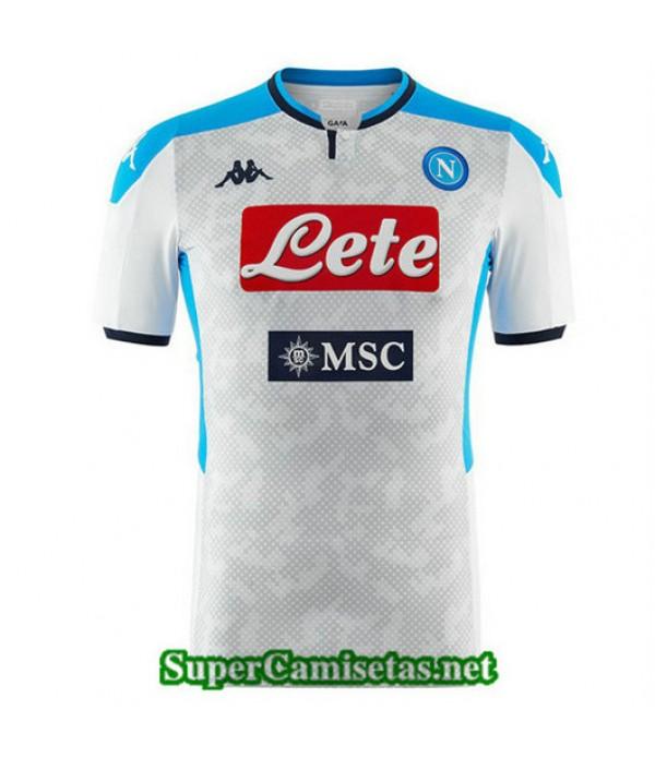 Tercera Equipacion Camiseta Napoli 2019/20