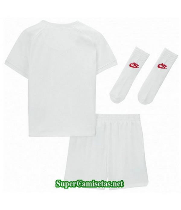Tercera Equipacion Camiseta PSG Ninos Blanco 2019/20