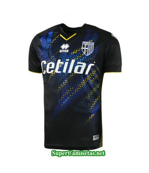 Tercera Equipacion Camiseta Parma Negro 2019/20