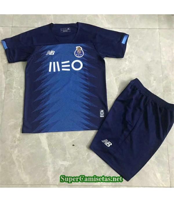 Tercera Equipacion Camiseta Porto Ninos 2019/20
