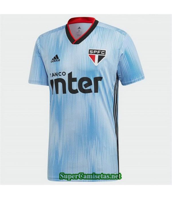 Tercera Equipacion Camiseta Sao Paulo 2019/20
