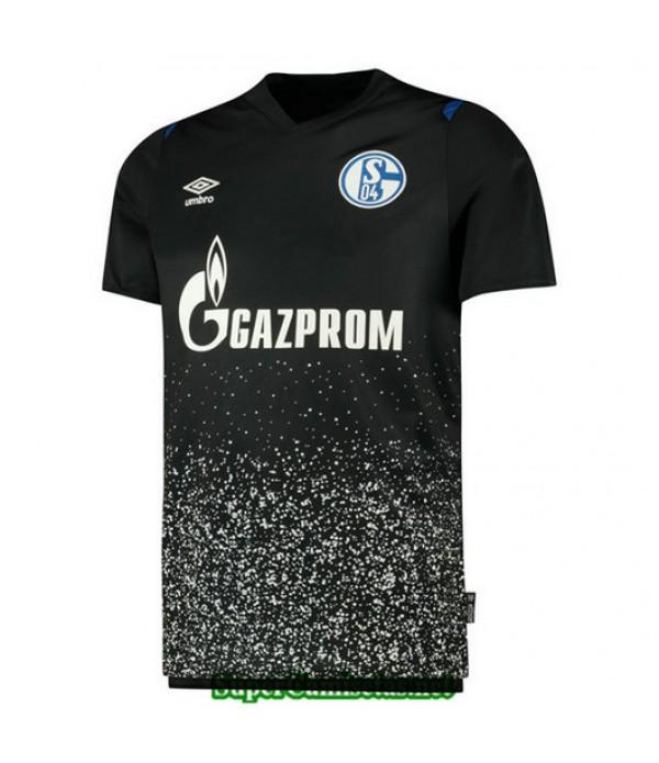 Tercera Equipacion Camiseta Schalke 04 Negro 2019/20