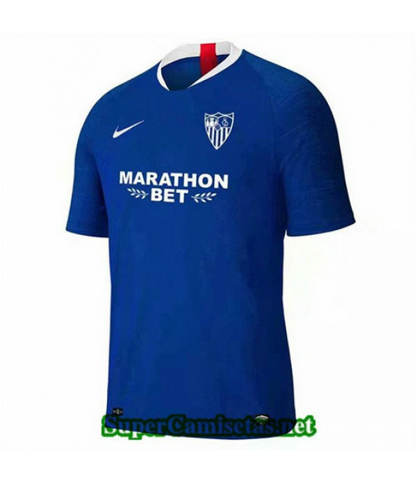 Tercera Equipacion Camiseta Sevilla Azul 2019/20