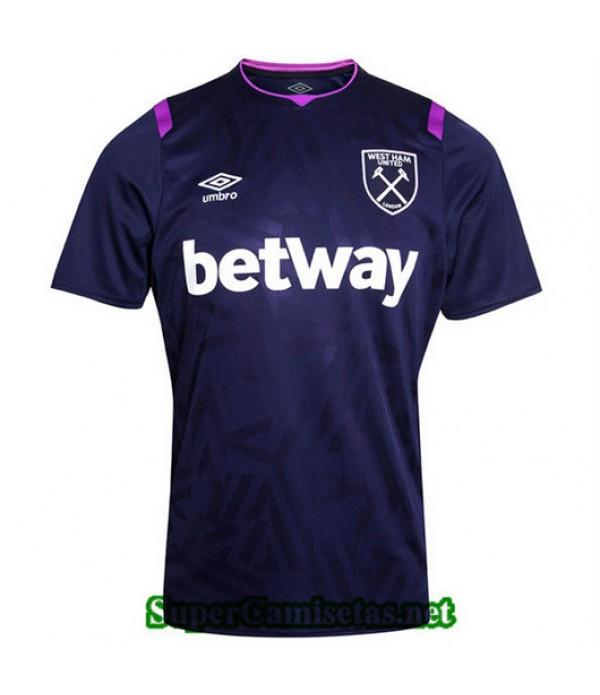 Tercera Equipacion Camiseta West Ham 2019/20