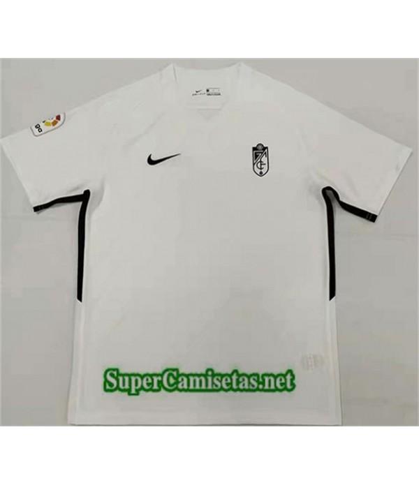 Primera Equipacion Camiseta Granada Blanco 2019/20
