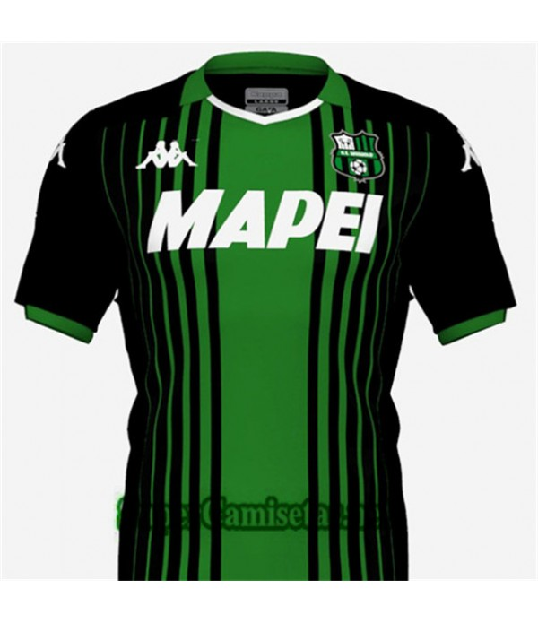 Primera Equipacion Camiseta Sassuolo Calcio 2019/20