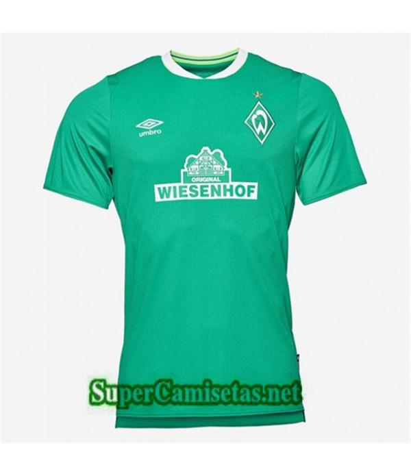 Primera Equipacion Camiseta Werder Bremen 2019/20