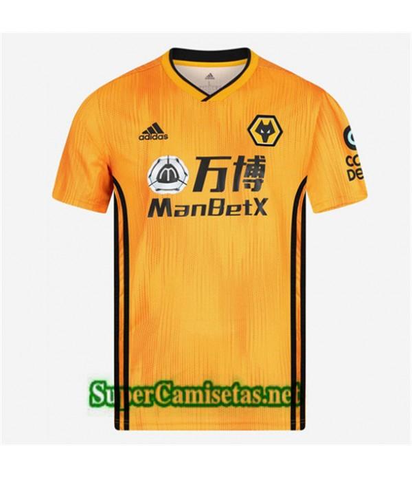 Primera Equipacion Camiseta Wolverhampton 2019/20