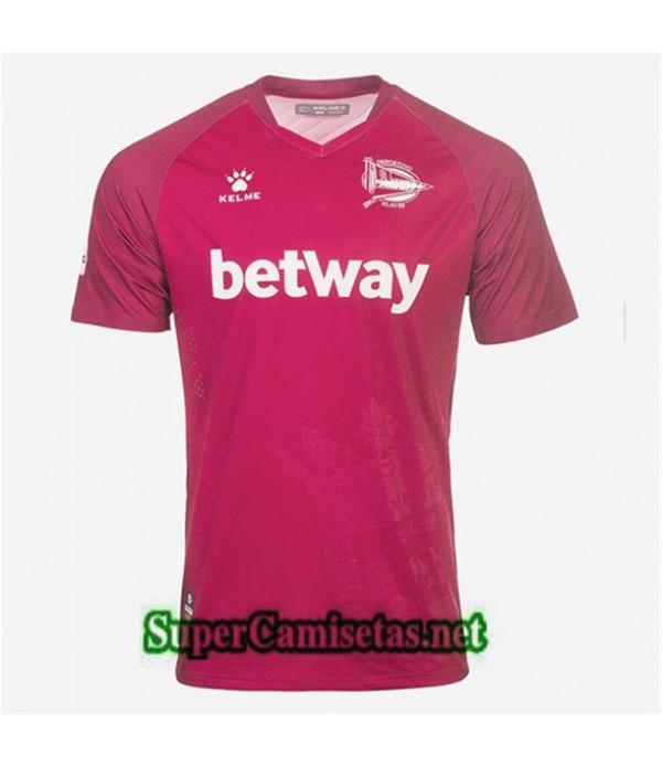 Segunda Equipacion Camiseta Alaves 2019/20