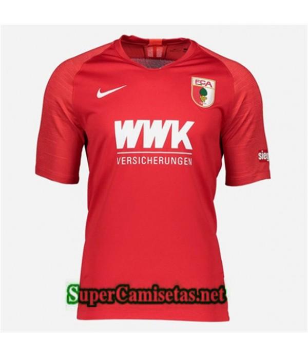 Segunda Equipacion Camiseta Augsburg 2019/20