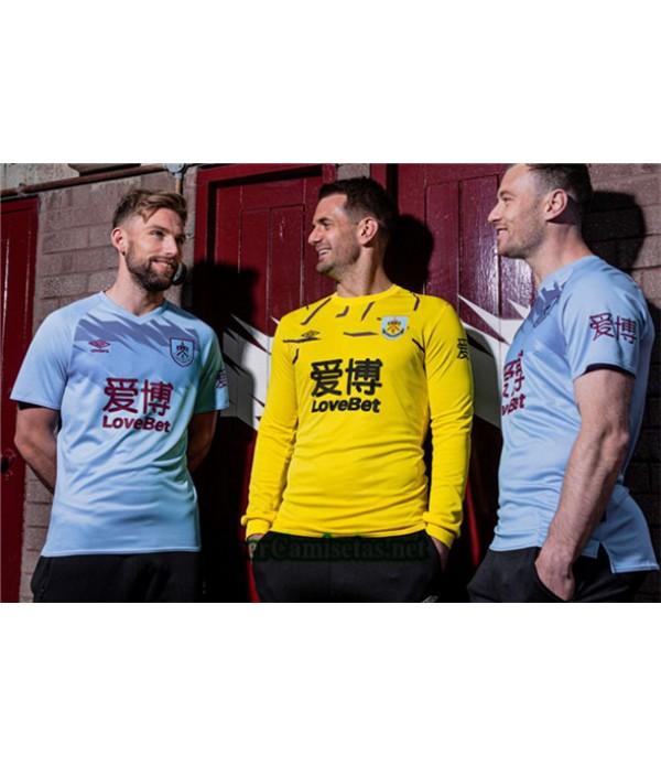 Segunda Equipacion Camiseta Burnley FC 2019/20