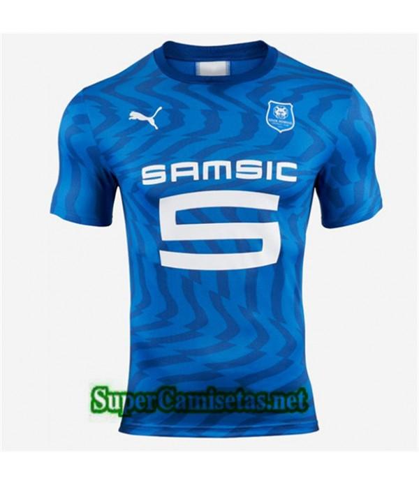 Segunda Equipacion Camiseta Stade Rennais 2019/20