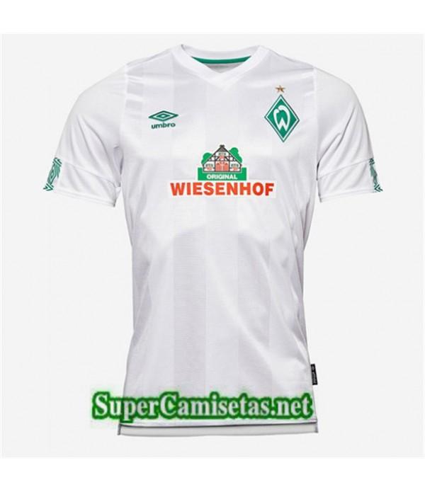 Segunda Equipacion Camiseta Werder Bremen 2019/20