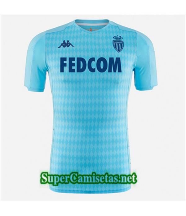 Tercera Equipacion Camiseta AS Monaco Verde 2019/20