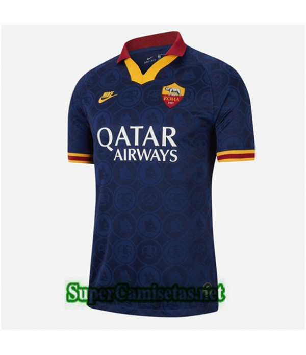 Tercera Equipacion Camiseta AS Roma 2019/20