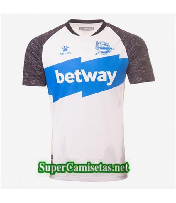 Tercera Equipacion Camiseta Alaves 2019/20