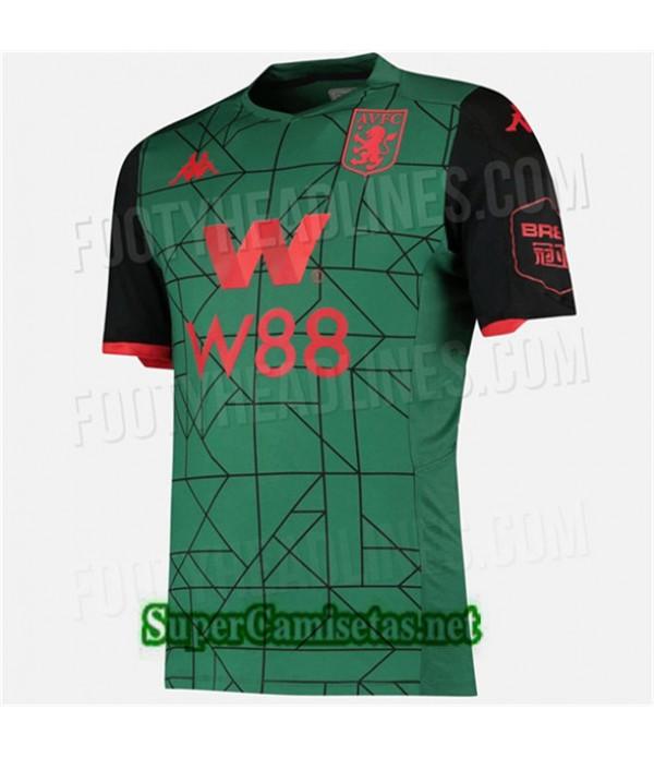 Tercera Equipacion Camiseta Aston Villa 2019/20