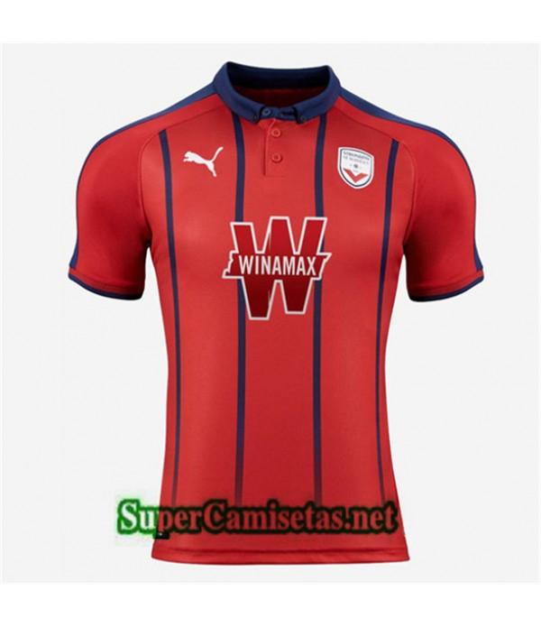 Tercera Equipacion Camiseta Bordeaux 2019/20