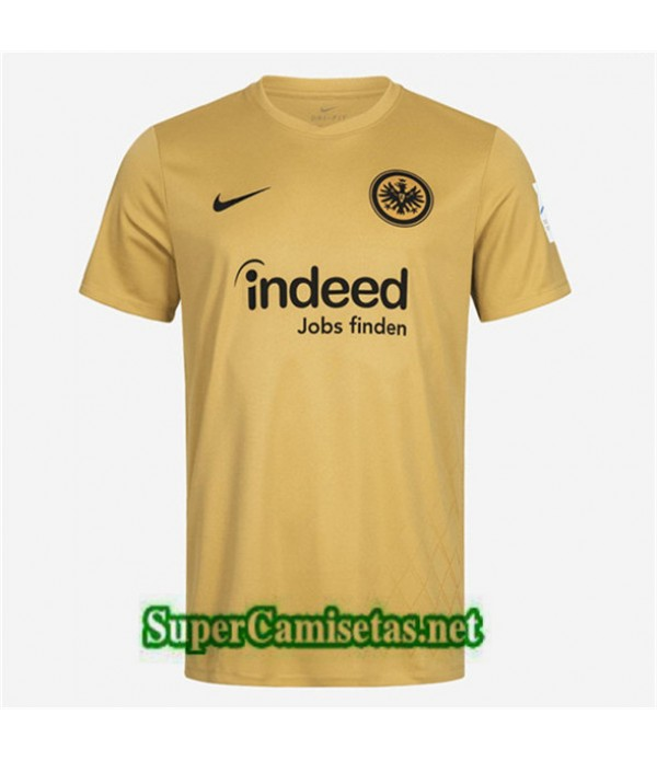 Tercera Equipacion Camiseta Eintracht Frankfurt 2019/20