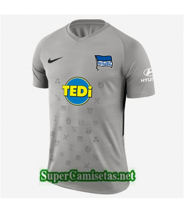Tercera Equipacion Camiseta Hertha BSC 2019/20