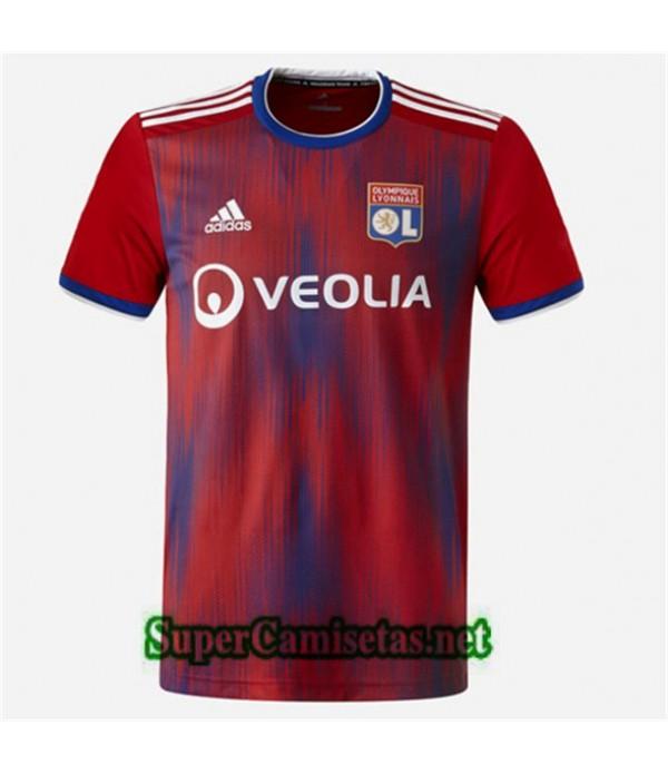 Tercera Equipacion Camiseta Lyon 2019/20