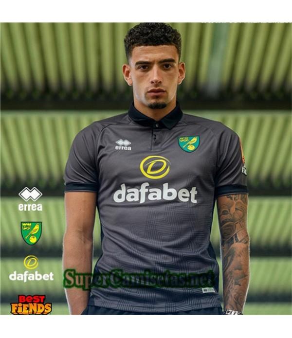 Tercera Equipacion Camiseta Norwich City 2019/20