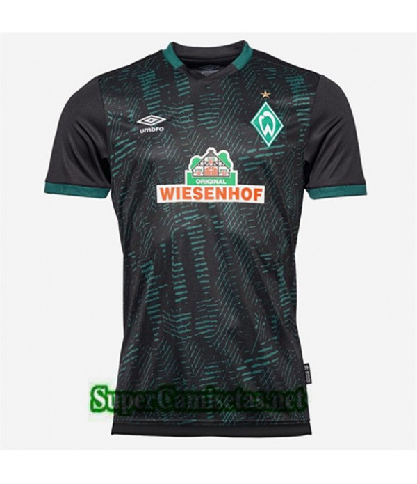 Tercera Equipacion Camiseta Werder Bremen 2019/20